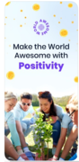 "The Awesome Company Launches ""Awesome"" - Kindness Challenger, Positive Social Networking available on iTunes & Google Play<br />"