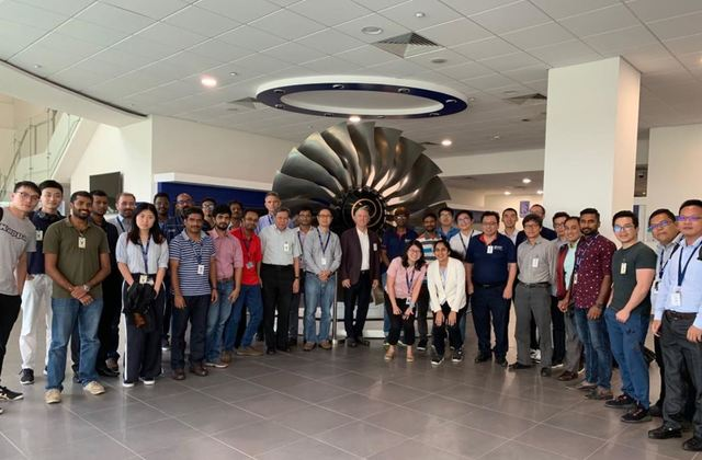 Satisfied AFuzion Client Engineers in Asia