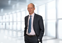 Caspar Baumhauer, Director and CEO of the ACPS Group