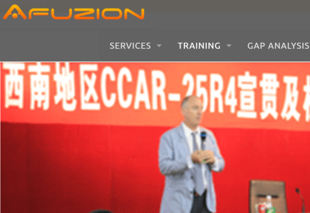AFuzion is the chosen speaker and preferred vendor for civil aviation events and companies in China.