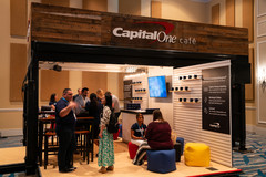 Capital One will return for 2019 as the Platinum sponsor