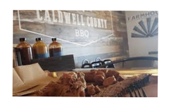 Caldwell County BBQ celebrates its one year anniversary on Saturday, August 17