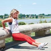 Melissa Goodlett, trainer and co-owner of Louisville's newest F45 Training Studios, helps clients to change their life for the better by encouraging them to make their health a priority.