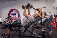 On any given day, you can find Goodlett leading one of the group classes available at Louisville's three F45 Training studios in Crestwood, St. Matthews and Middletown, Kentucky.