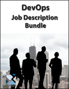 DevOps job descriptions are all over 3-4 pages in length and are delivered electronically