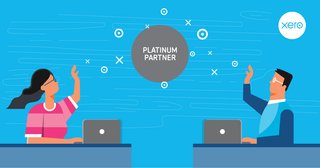 Xero recognizes Accountingprose at Platinum Champion Partner