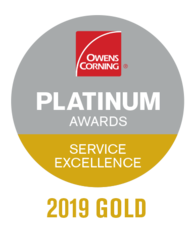 Chase Roofing Earns Multiple Platinum Preferred Contractor Awards Once Again