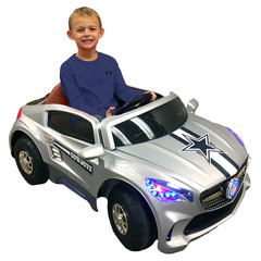 Party Animal Rolls Out Ultimate Sports Car for Kids