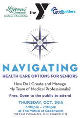 Seminar Set To Help Seniors Navigate Health Care Options