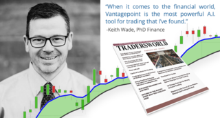 """""""Better Results, More Profits and Less Stress with Vantagepoint AI Software"""" Says Professional Trader Dr. Keit…"""