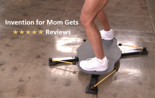 Invention for Mom Earns Customer Pick from Major Shopping Network