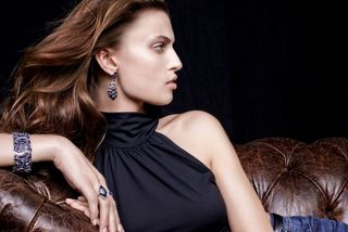 Kat Florence releases World's Rarest Kashmir Sapphire Collection