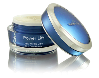 HydroPeptide's Power Lift Cream Diminishes Dullness, Dryness and Deep Wrinkles Overnight and Over Time