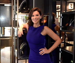 Kat Florence - a moment with the celebrity designer working with the World's Largest Gemstones