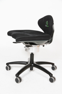 CoreChair is Active Sitting; the emerging trend in ergonomic seating. Ergonomic Office Chair Strengthens Core, Reduces Back Pain and allows you to sit longer while you work, in comfort.