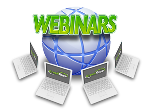 GreenRope's twice-monthly webinars help customers and potential clients acquaint themselves with the platform.