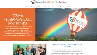 Louisville Children's Film Festival to Host a Statewide Short Filmmaking Competition Open to Students in Kentucky A…