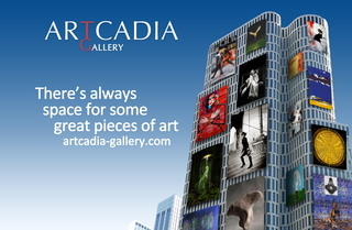 Berlin art consultant ARTCADIA GALLERY expands network to the United States with a novel concept - CEO Nadine Diana Grie…