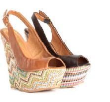 Wedge Sandals from Moda in Pelle