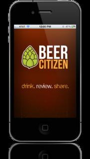 Beer Citizen Launches iOS App