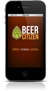 Now available for iPhone and iPad, BeerCitizen is a new way for enthusiasts to discover, review and share the endless selection of craft beers brewed around the world!