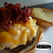 "Boston Burger Company's ""Mac Attack"" burger featured on Guy Fieri's ""Diners, Drive-Ins and Dives"" aired on the  Food Network'."