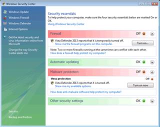 Vista Defender 2013 Impersonates Legit Antivirus Programs to Trick PC Users Into Unwillingly Spending Money