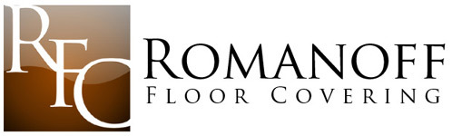 Romanoff Floor Covering logo