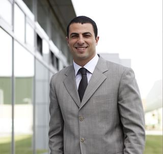 New Managing Director Mr. Hany Amer