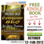 Free Days Promotion for SEO eBook October 12-14th 2012