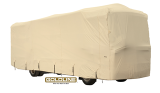 Eevelle Expands Goldline RV Cover Line to Include All RV Styles