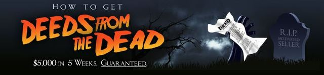 Deed From The Dead Logo