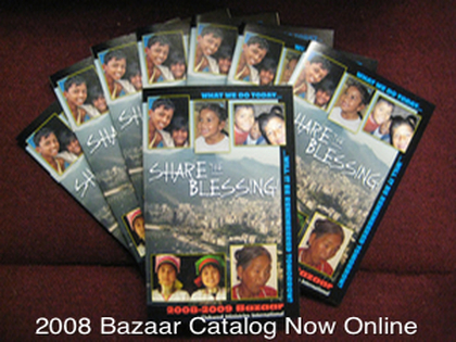 Oakseed ministries international invites everyone to share for Bazar online argentina