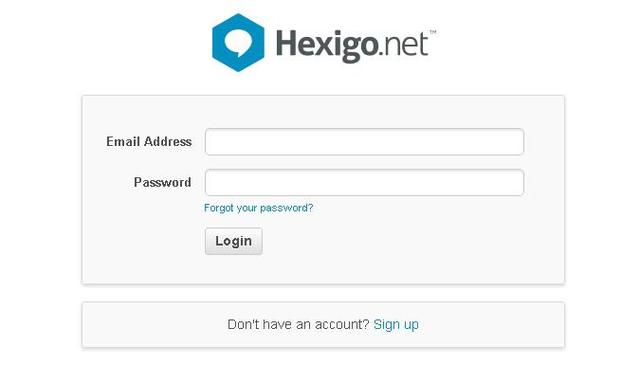 Hexigo Demonstration Screenshot.