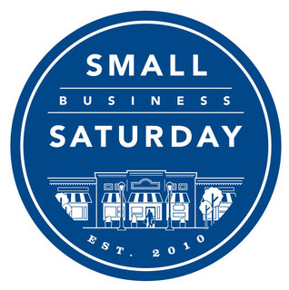 Small Business Saturday! Support your local small businesses!