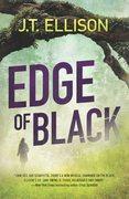 Edge of Black By JT Ellison