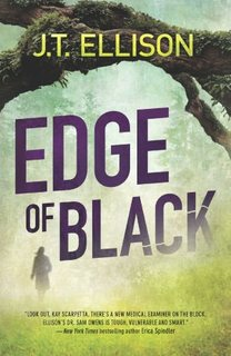 Edge of Black By JT Ellison