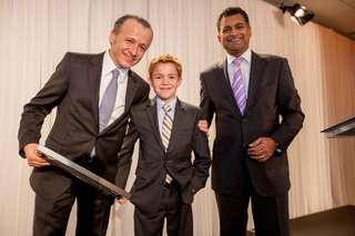 Toronto Business & Community Leaders Raise more than $456,000 at Exclusive Dinner for Holland Bloorview Kids Rehabil…