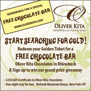 Oliver Kita Golden Ticket Contest