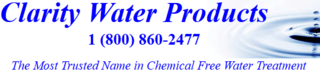 Clarity Water Products Offers Solutions for the Most Common Well Water Problems
