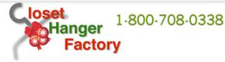 Closet Hanger Factory Announces A Holiday Sale