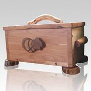 Natural Wooden Cremation Urns