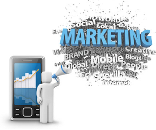 Mobile Marketing has a greater open rate than email marketing. 