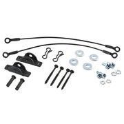 Hangman Store provides Hangman Products all steel construction TV Anti-tip Kit.