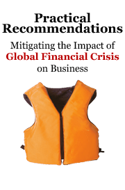 Practical Recommendations Mitigating the Impact of Global Financial Crisis on Business