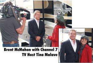McMahon's RV gets the spotlight with Eye On LA