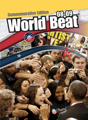 Jostens World Beat Commemorative Edition