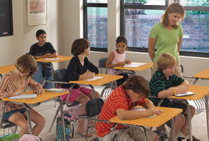 School Furniture Financing Program from Hertz Furniture Makes Life Easier for Schools