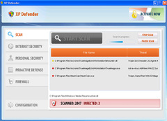 XP Defender is a rogue anti-spyware program and scam. Do not purchase!