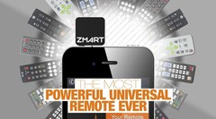 The most powerful universal remote control